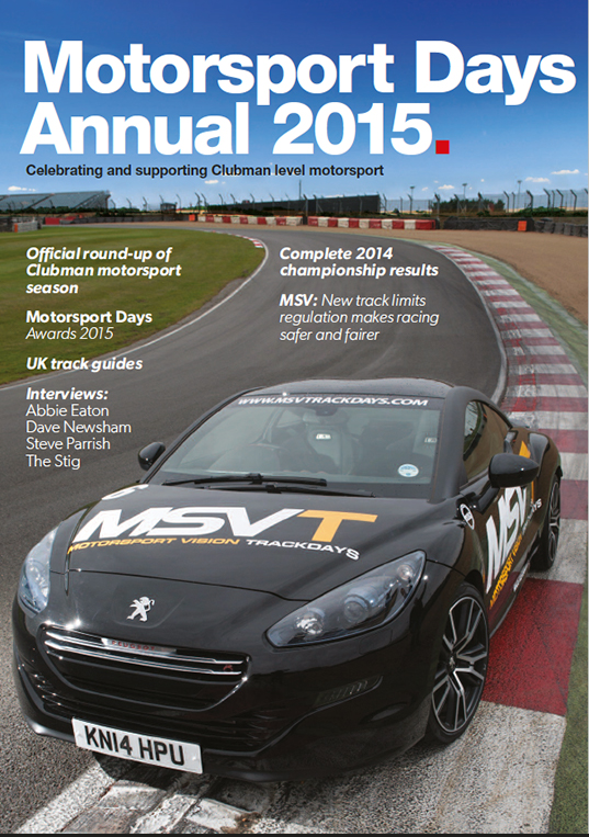 MotorsportDays Annual 2015