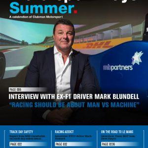MotorsportDays Summer Annual 2016